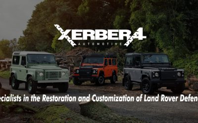 Customization and Restoration of Land Rover Defenders